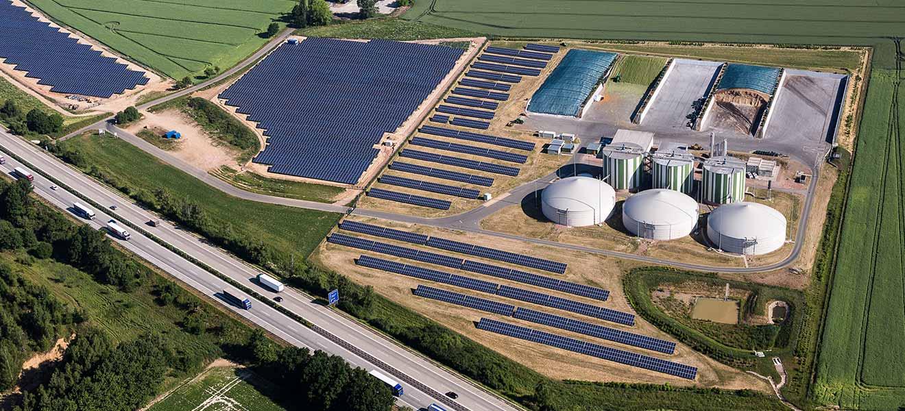 Biogasanlage Güstrow